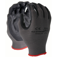TruForce G13NFNL Nitrile Coated Gloves, LG