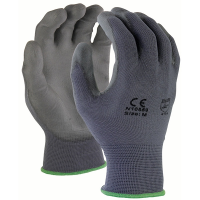 TruForce G13NPUL Polyurethane Coated Gloves, LG
