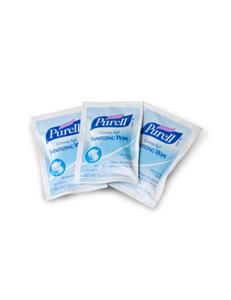 Gojo 9026-1M Purell® Cottony Soft Sanitizing Wipes, 1000/Cs.