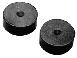 AMMCO 909183 Pressure Pads Replacement (Non-Asbestos), 2 Pk.