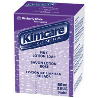Kimberly Clark 91220 Kimcare™ General Pink Lotion Soap
