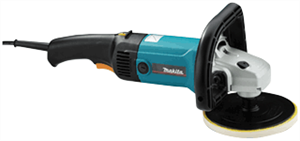 "Makita 9227C 7"" Electronic Sander-Polisher"