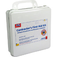 First Aid Only 9303-50P 236-Piece, 50-Person Contractor Kit (Plastic)