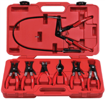 Astro Pneumatic 9406 7 Pc. Pliers Assortment Kit
