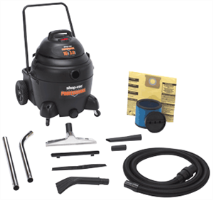 Shop-Vac 962-16-10 16 Gal 3.0 HP 2 Stage Wet/Dry Vacuum