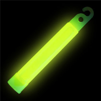 "Cyalume 974780 Green 4"" Snaplite Lightstick, 6 Hour"