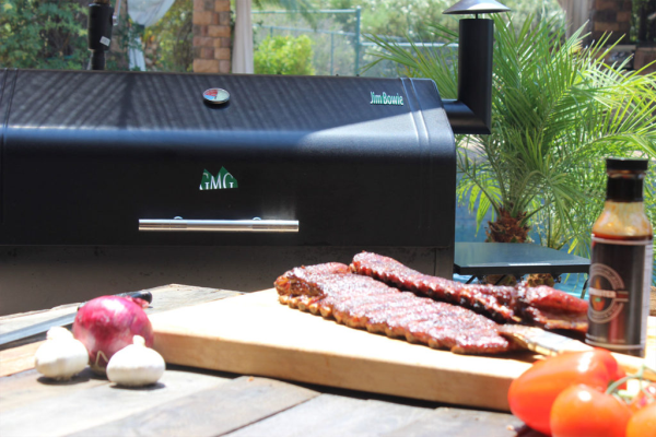 Top Rated Pellet Grill - Award Winning Results - Order your GMG Today!
