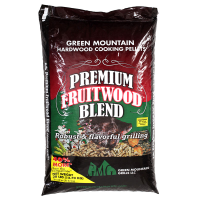 Green Mountain Grills Premium Fruitwood BBQ Pellets for Sale