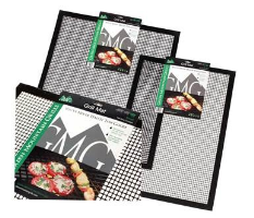 Green Mountain Grill Mats are a Non Stick Smoking, Baking, and Grilling Surface