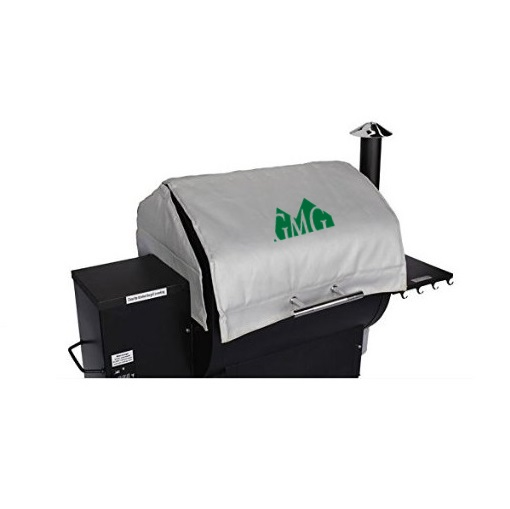 New Green Mountain Grills Insulated Thermal Blankets with GMG Patch Logo for Sale Online