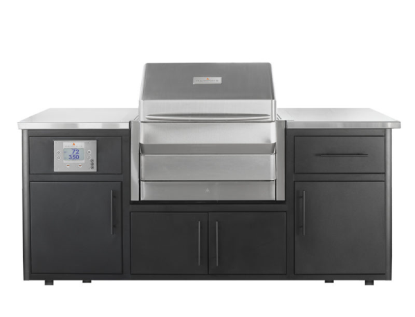 memphis grills outdoor kitchen pro island grill american parts