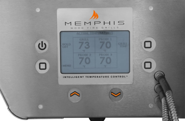 Memphis Elite Wifi Controlled Grill - Easily Control and Monitor Your Grill via Smartphone or Tablet