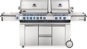 Napoleon Prestige Pro 825 RSBI Natural Gas Grill for Sale Online from an Authorized Napoleon Dealer