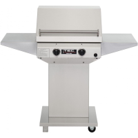Gas Grill On Cart American Parts Equipment Supply Order