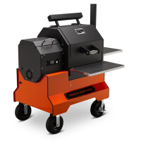 Yoder YS480s Competition Cart WiFi Pellet Grill for Sale Online |  Order Today