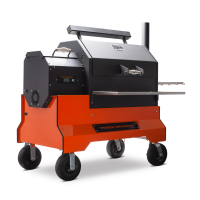 Yoder YS640s Orange Competition Cart Pellet Grill for Sale Online |  Order Today