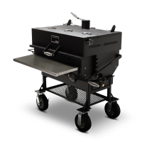 "Yoder Flat Top 24""x36"" Charcoal Grill for Sale Online 