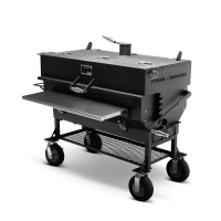"Yoder Flat Top 24""x48"" Charcoal Grill for Sale Online 