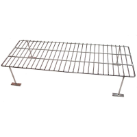 Upper Rack Shelf for Green Mountain Daniel Boone Grill