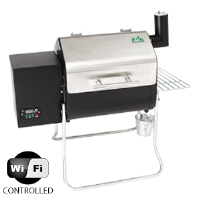 Free Shipping and Free Accessories on Davy Crockett Wifi Tailgate Pellet Grill Package