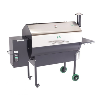 Save $200 on GMG Jim Bowie Stainless Steel Pellet Grill Sale