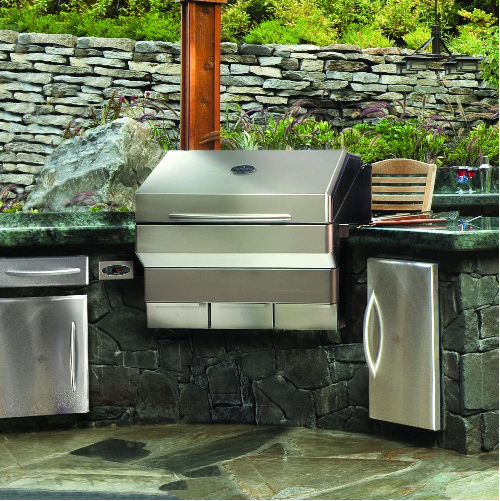 Outdoor Kitchen Accessories Sale: Free Shipping On Memphis Elite WiFi Built In Grill For