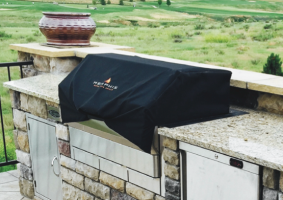 Memphis Grill Cover for Elite Built In Pellet Grill for Sale Online