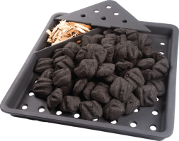 Buy the Napoleon Charcoal and Smoker Tray Insert from an Authorized Napoleon Dealer