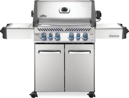 Napoleon Prestige 500 RSIB Natural Gas Grill for Sale Online from an Authorized Napoleon Dealer