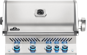 Napoleon Prestige Pro 500 Built-In Grill for Sale Online from an Authorized Dealer