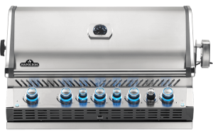 Buy the Napoleon Prestige Pro 665 Built-In Grill Today from an Authorized Dealer