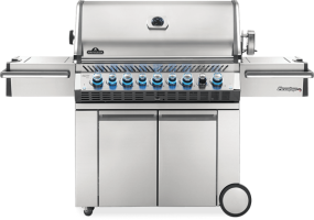 Napoleon Prestige Pro 665 RSIB Natural Gas Grill for Sale Online from an Authorized Napoleon Dealer