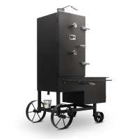 Yoder Stockton Vertical Offset Smoker Grill for Sale Online | Order Today