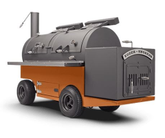 Yoder Frontiersman Competition Smoker Grills for Sale | Order Today
