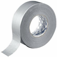 "3M 06969 Duct Tape, Silver, 48mm(2"") x 54.8m"