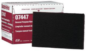 3M 07447 General Purpose Hand Pads, 20 Ct.