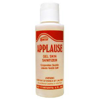 Quest Chemical 693018 Applause Gel Skin Sanitizer, 8 Oz, 12/Cs.