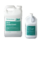 3M 25928 Cornerstone™ Floor Sealer/Finish, 2.5 Gal, 2/Cs.