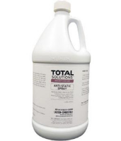 Total Solutions 110 Anti-Static Spray, 4Gal/Cs