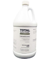 Total Solutions 120 Car Wash & Wax, 4 Gal/Cs