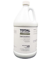 Total Solutions 122 Car Shampoo, 4 Gal/Cs