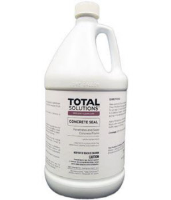 Total Solutions 124 Concrete Seal, 4 Gal/Cs