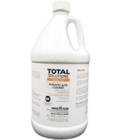 Total Solutions 140MUR Muriatic Acid Cleaner, 4 Gal/Cs