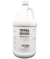 Total Solutions 156 Dissolve-All, 4 Gal/ Cs