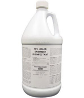 Total Solutions 172 10% Liquid Sanitizer Disinfectant, 4 Gal/ Cs