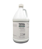 Total Solutions 222 Pot & Pan Detergent, 4 Gal/Cs