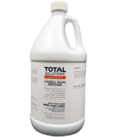 Total Solutions 298 Vandal Mark Remover, 4 Gal/Cs