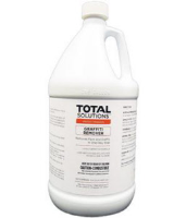 Total Solutions 332 Graffiti Remover, 4 Gal/Cs