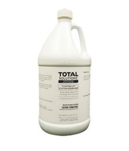 Total Solutions 381 Floating Lift Station Degreaser, 4 Gal/Cs