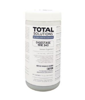 Total Solutions 510 Digestase SDE 340, (6) 1.75# Jars